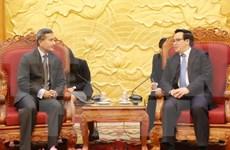 Cooperación económica, motor para relaciones Vietnam – Singapur