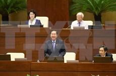 Diputados vietnamitas examinan el borrador de la Ley de Asociaciones
