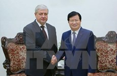 Vietnam y Belarús determinan fomentar lazos bilaterales
