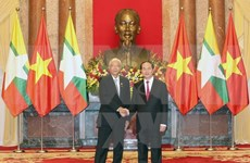 Emiten Vietnam y Myanmar declaración conjunta