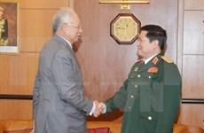 Cooperación en defensa contribuye a asociación estratégica Vietnam – Malasia