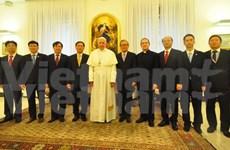 Destacan desarrollo positivo de relaciones Vietnam- Vaticano