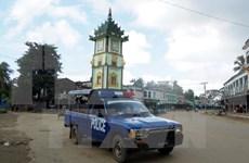 Myanmar arresta a ocho asaltantes a puntos de control fronterizo