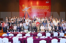 Convocado el 18 encuentro internacional de Partidos Comunistas y Obreros