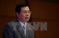 Errores de exministro de Industria y Comercio serán tratados según la ley