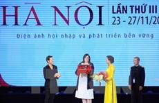 Cineastas se dan cita en IV Festival internacional de Cine de Hanoi