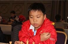 Ajedrecista vietnamita gana medalla de plata en campeonato juvenil mundial