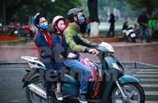 Nueva ola de frío afectará a la región septentrional de Vietnam