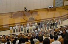 Gobierno de Myanmar acepta reclamaciones de población sobre corrupción