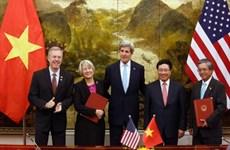 Vietnam y EE.UU. debaten el despliegue del programa del Cuerpo de Paz