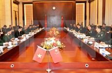 Vietnam y China realizan diálogo estratégico de defensa a nivel viceministerial