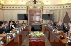 UE promete cooperar con Ciudad Ho Chi Minh en materia de higiene alimentaria