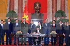 Resaltan el significado y valores de la primera Constitución de Vietnam