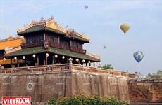 Antigua ciudadela imperial de Hue recibe cerca de tres millones de turistas