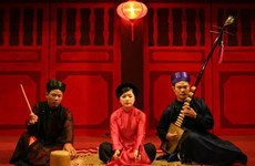 Hanoi celebrará festival musical tradicional Ca Tru