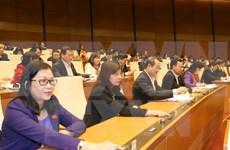 Parlamento de Vietnam aprueba resolución de plan quinquenal de finanzas