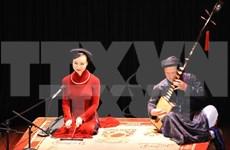 Celebrarán en Hanoi semana de patrimonios culturales de Vietnam