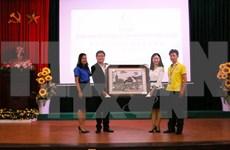 Jóvenes de Vietnam y China participan en diversas actividades de amistad