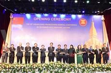 ASEAN y China fomentan lazos en lucha contra crímenes transnacionales