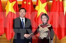 Presidente de la Asamblea Popular Nacional de China concluye visita a Vietnam