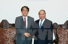 Premier de Vietnam exhorta más inversiones de Japón