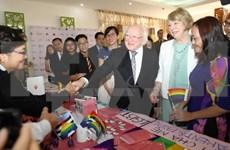 Presidente de Irlanda concluye visita estatal a Vietnam