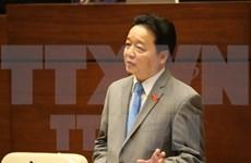 Parlamento vietnamita continúa sesiones de interpelación a ministros