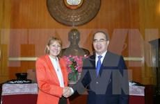 Vietnam solicita experiencias de Alemania en desarrollo de Pymes