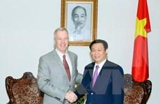 Vicepremier vietnamita aboga por desarrollo sustancial de relaciones con EE.UU.