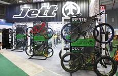 Primera exposición internacional de bicicletas en Hanoi
