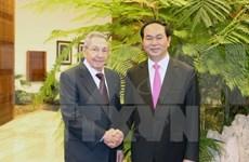 Emiten Vietnam y Cuba declaración conjunta