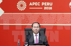 Vietnam llama a APEC a fortalecer sistema de comercio multilateral
