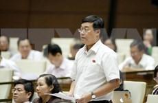 Debuta Grupo de jóvenes diputados de la Asamblea Nacional de Vietnam