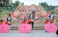 Vietnamitas participan en intercambio cultural asiático en Hong Kong