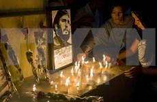 [Fotos] El mundo rinde tributo a Fidel Castro