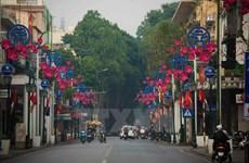 [Galería] Hanoi tranquila el último día del año lunar