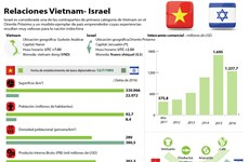 Gran avance de los nexos multifacéticos Vietnam- Israel