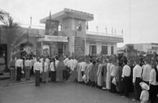 Inolvidables momentos de las elecciones generales de la Asamblea Nacional de Vietnam en 1976