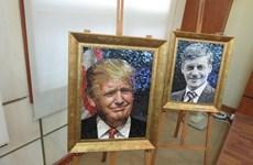 Cierra sus puertas en Hanoi exposición de retratos de líderes del APEC