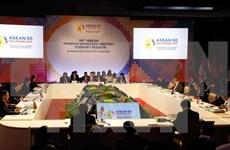 ASEAN y China aprueban proyecto de Código de Conducta en Mar del Este