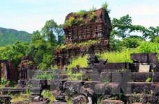 India ayuda a provincia vietnamita a preservar Santuario My Son