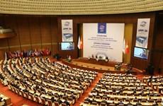 Inauguran en Vietnam XXVI Reunión de Foro Parlamentario Asia-Pacífico