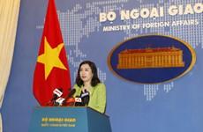 Vietnam se esfuerza para proteger y promover derechos humanos, dice portavoz