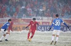 Vietnam, subcampeón del Campeonato Asiático de Fútbol sub-23