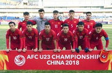 [Video] Vietnam, subcampeón del Campeonato Asiático de Fútbol sub-23