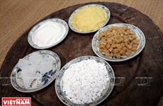 Vietnamitas celebran Festival de Han Thuc (comida fría)