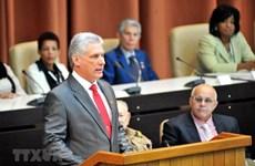 Líderes internacionales felicitan a nuevo presidente de Cuba