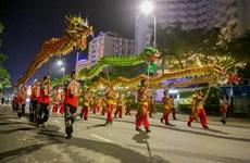 [Fotos] Desfile de carrozas toma las calles de Ha Long en apertura del Año Nacional de Turismo de Vietnam