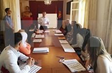 Abren clase del idioma vietnamita en Argelia