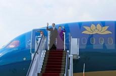 [Fotos] Presidente de Vietnam inicia su visita estatal a Egipto